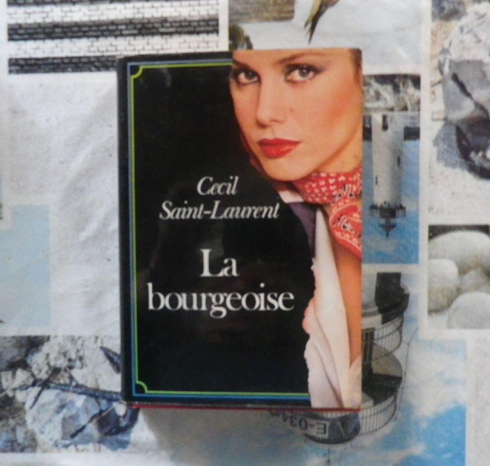 LA BOURGEOISE de Cecil SAINT-LAURENT Ed. Flammarion 2 Bubry (56)