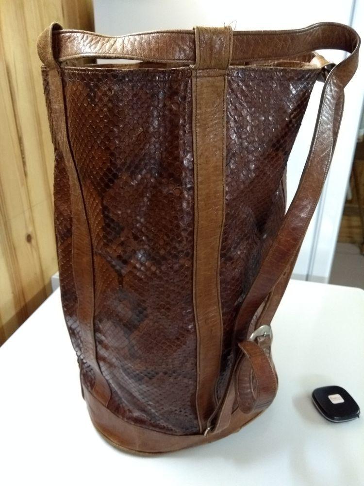 sac bourse en peau de serpent 45 Aurec-sur-Loire (43)