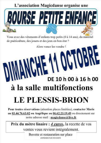 Bourse Petite enfance 4 Le Plessis-Brion (60)
