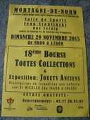 18 bourse toutes collections 0 Mortagne-du-Nord (59)