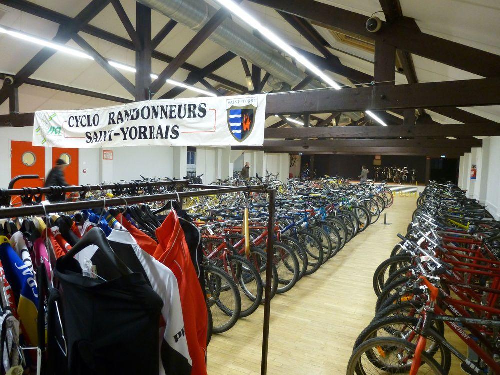 Bourse aux vélos Saint-Yorre 20 Saint-Yorre (03)