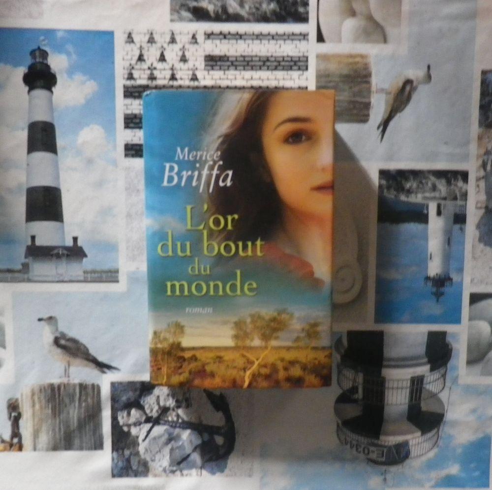 L'OR DU BOUT DU MONDE de Merice BRIFFA Ed. France Loisirs 5 Bubry (56)