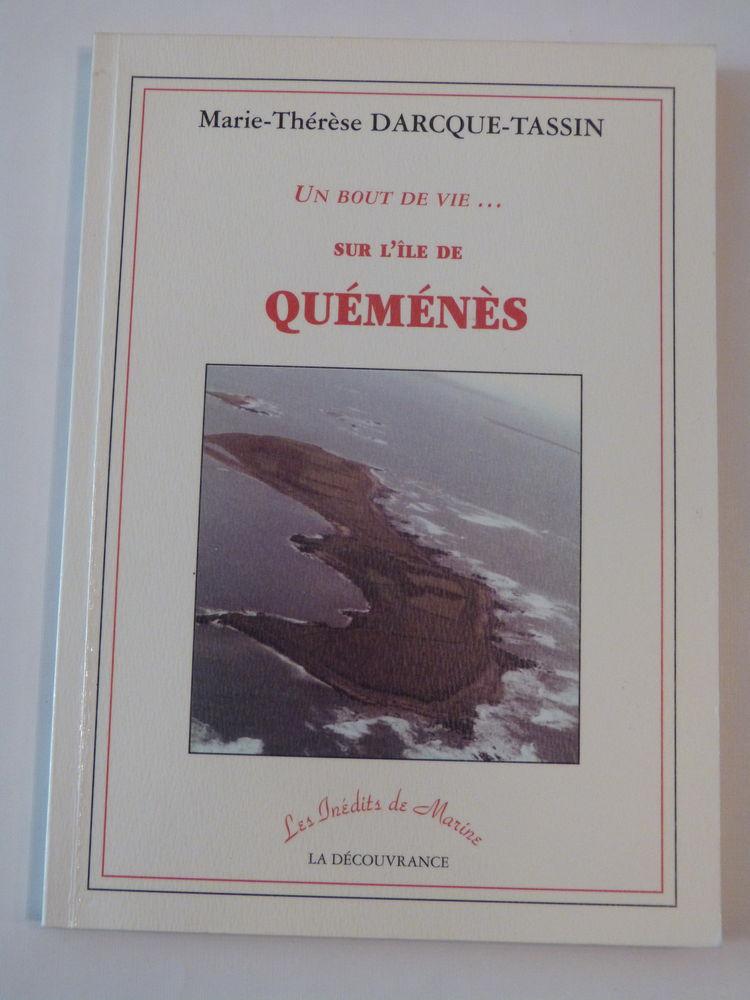 UN BOUT DE VIE SUR L' ILE DE QUEMENES  (  BRETAGNE  )  12 Brest (29)