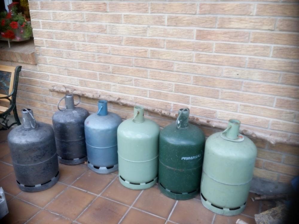Bouteille de gaz  5 Racquinghem (62)