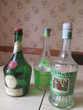 Bouteilles liqueur  vide