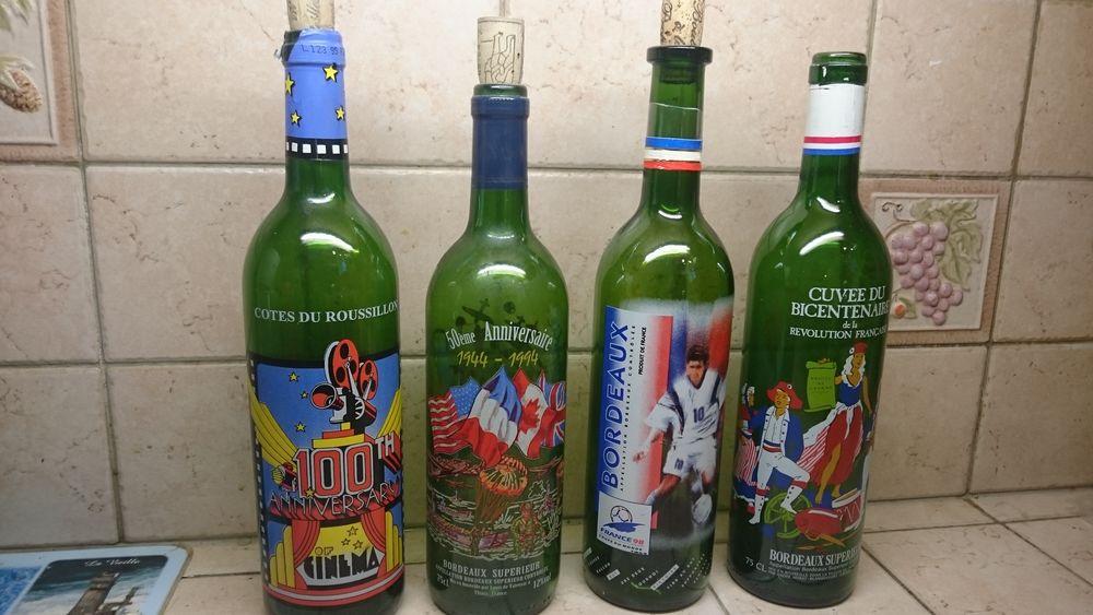 bouteilles  sérigraphiées vides 10 Tournan-en-Brie (77)