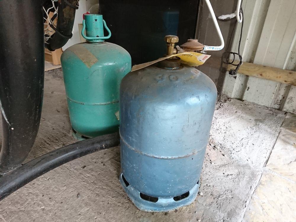 bouteilles de gaz 5 Béthune (62)
