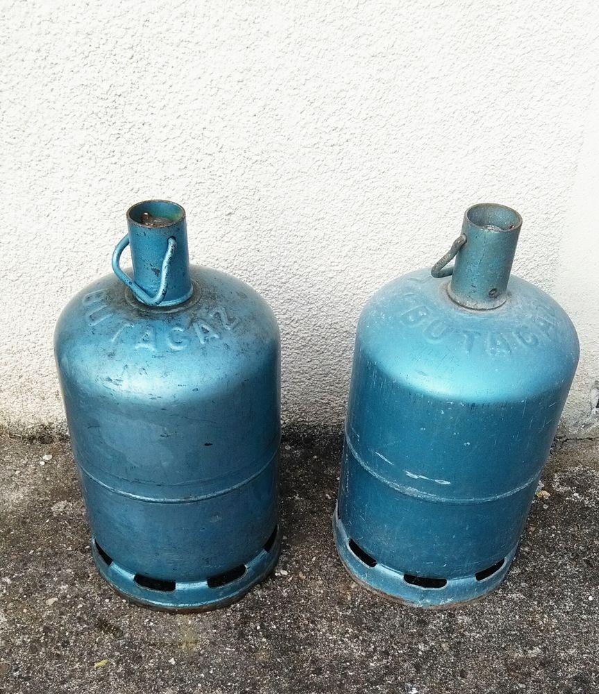 BOUTEILLES DE GAZ Bricolage