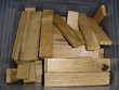 Bouts de bois style kapla