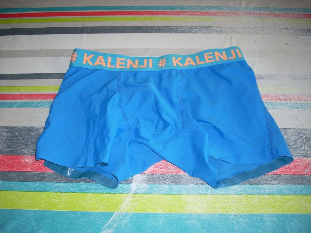 boxer running KALENJI bleu L DECATHLON  1 Herblay (95)