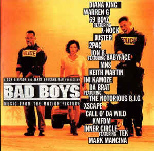 Bad Boys - Music From The Motion Picture 3 Martigues (13)