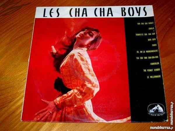 25 CM LES CHA CHA BOYS 17 Nantes (44)