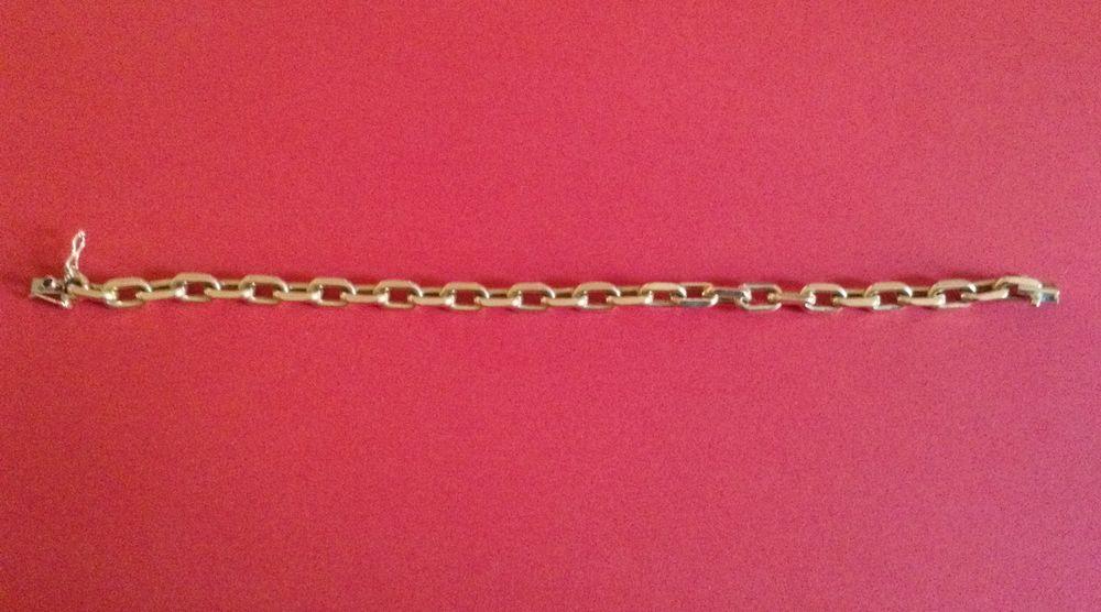 Bracelet ancien maille ajourée. 690 Toulouse (31)