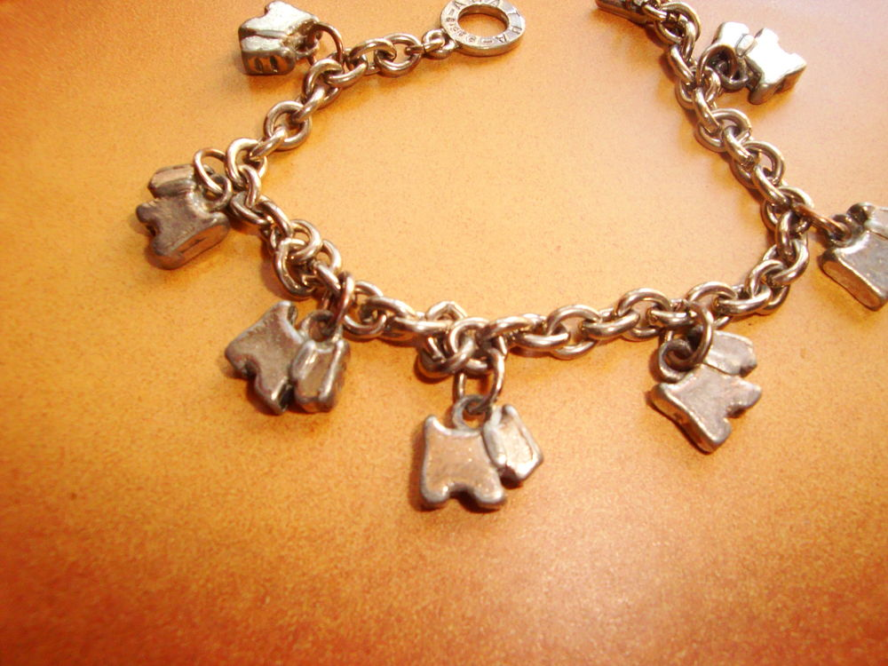 Bracelet en argent marque AGATHA 20 Nimes (30)