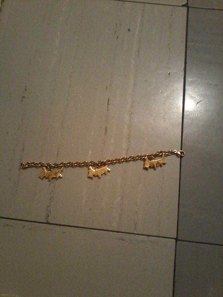 Bracelet chipie plaqué or dans étuis pour offrir  50 Tourcoing (59)