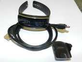 bracelet connecté SAMSUNG GEAR FIT 40 Bordeaux (33)