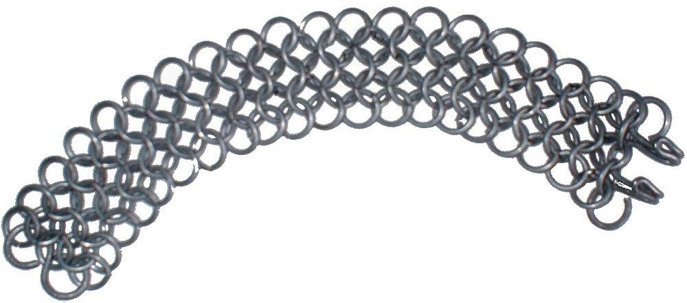 Bracelet en cotte de mailles, couleur argent. 20 Nantes (44)
