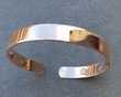 bracelet  cuivre taille standard