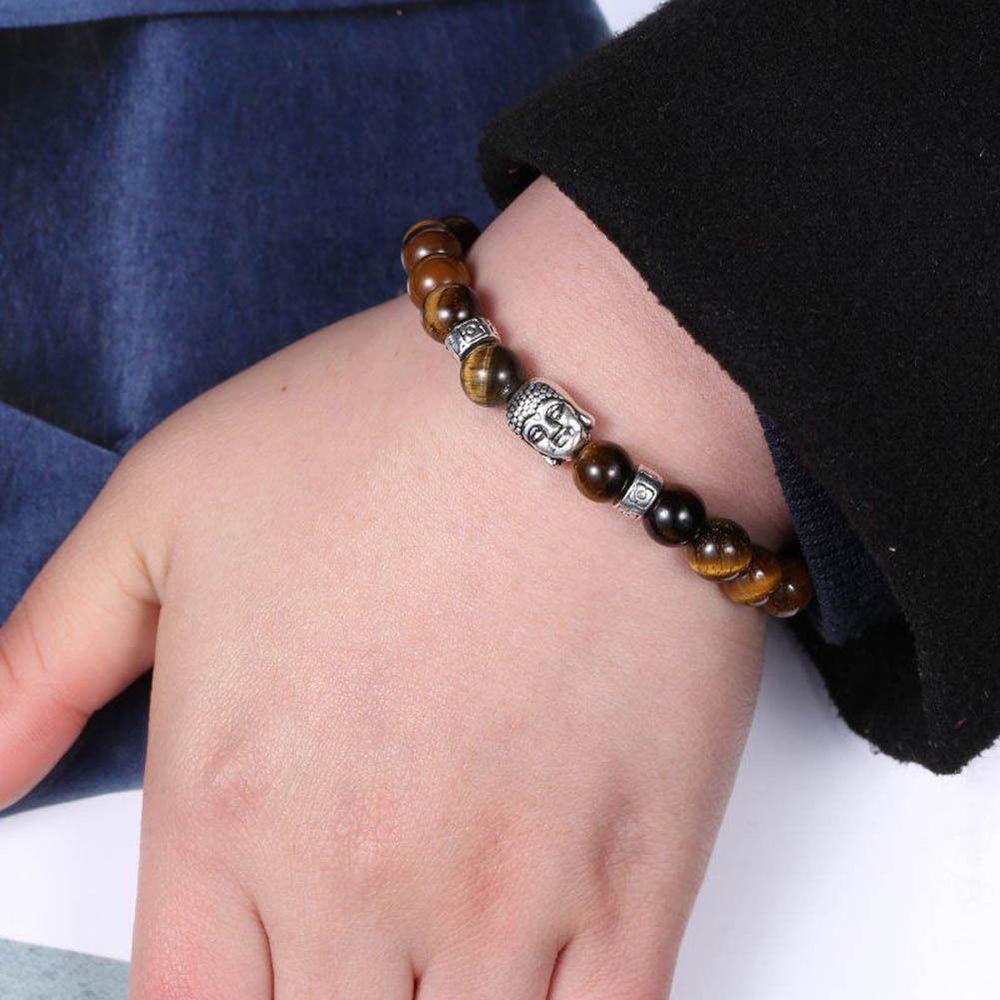 Bracelet femme ?il de tigre / bouddha 11 Yssingeaux (43)