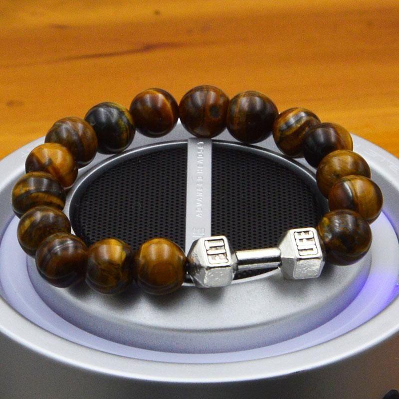 bracelet homme pierre / breloque  11 Yssingeaux (43)