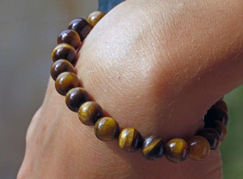 bracelet pierre ?il de tigre Femme / Homme  10 Yssingeaux (43)