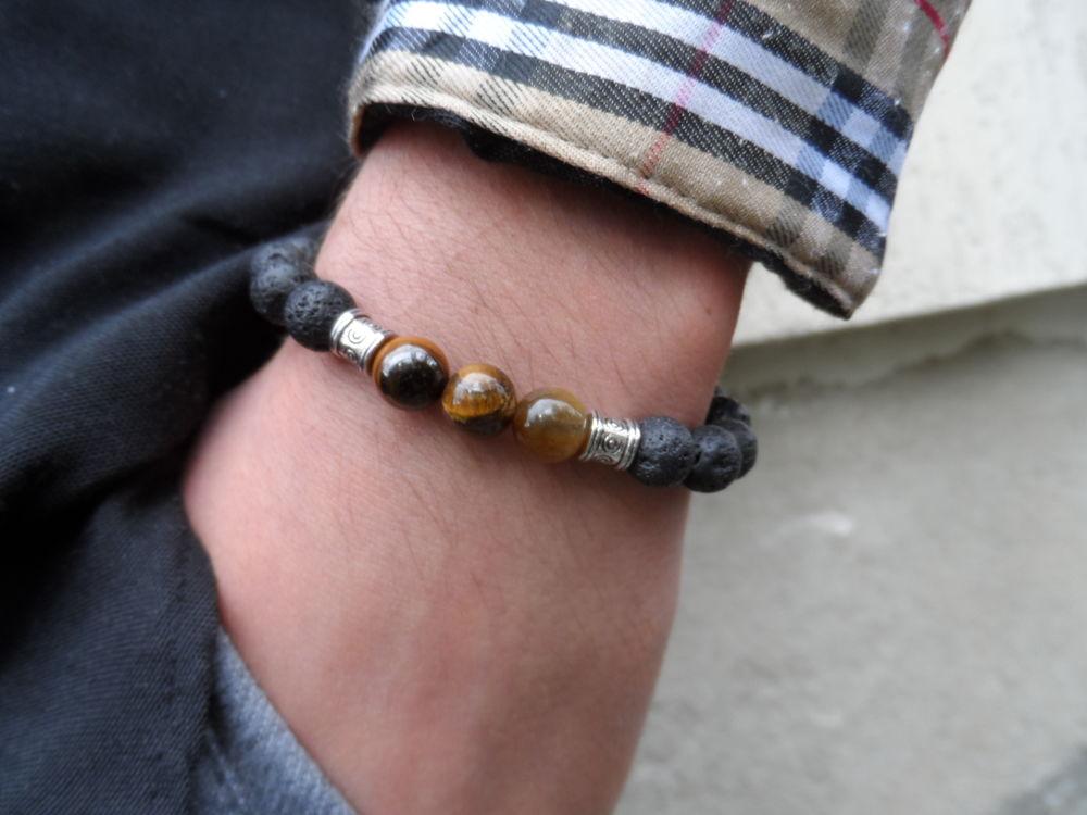 bracelet pierres naturelles  11 Yssingeaux (43)