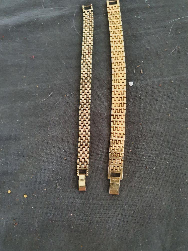 Bracelet plaqué or  20 Carpentras (84)