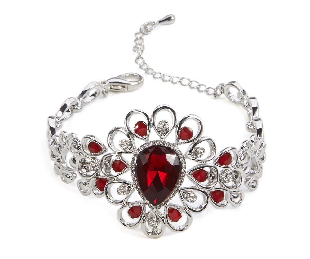 Bracelet rouge argenté 12 Ars-sur-Moselle (57)