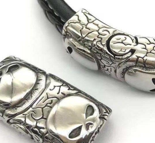 Bracelet Skull Harley Davidson J130 27 Labergement-Sainte-Marie (25)