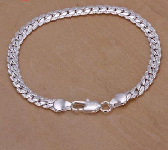 - Bracelet de toute beauté, maille très chic .925 poinçonné  25 Six-Fours-les-Plages (83)