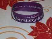 Bracelet twilight cullen film ciné bella edward ja 3 Fèves (57)