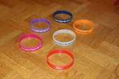 Lot de 6 bracelets Ford (AS) 5 Tours (37)
