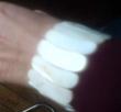 LOT bracelets Manchette nacré & rouge + boucles d'oreilles Paris 10 (75)