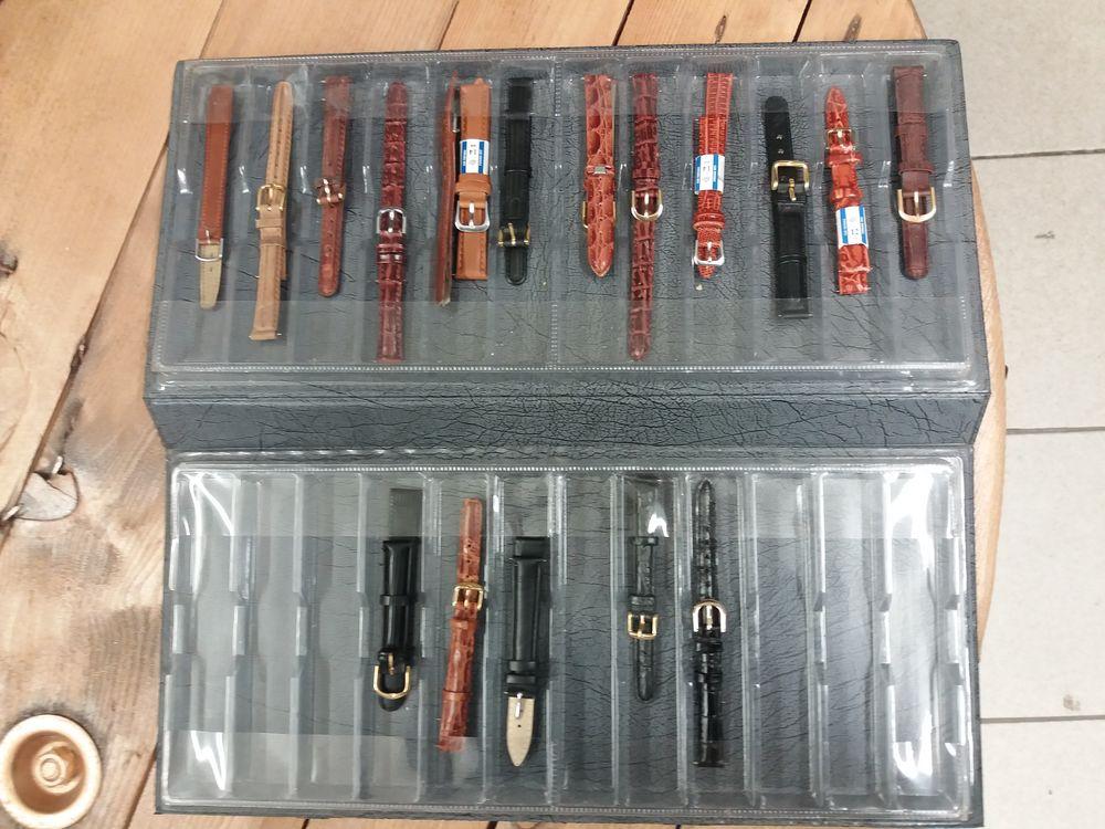 Bracelets montres cuir femme NEUF 35 Argelès-sur-Mer (66)