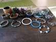 Lot de bracelets et montres fantaisies