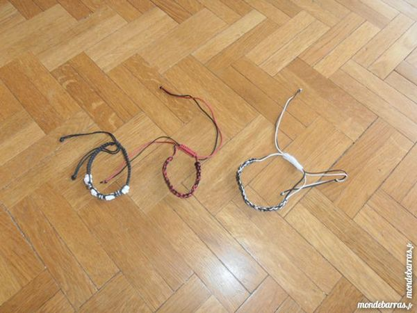 Lot de 3 bracelets (28b) 4 Tours (37)