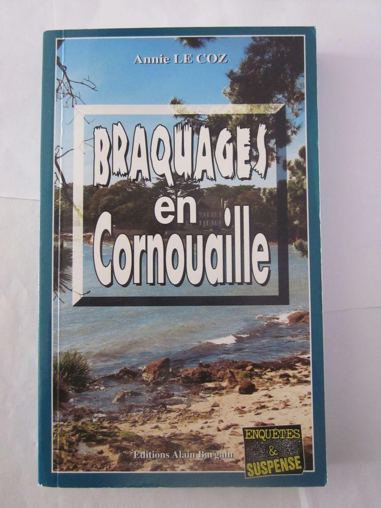 BRAQUAGES EN CORNOUAILLE  policier  BRETON BARGAIN 3 Brest (29)