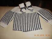 brassiere et ces chaussons laine synthétique 6 Sète (34)