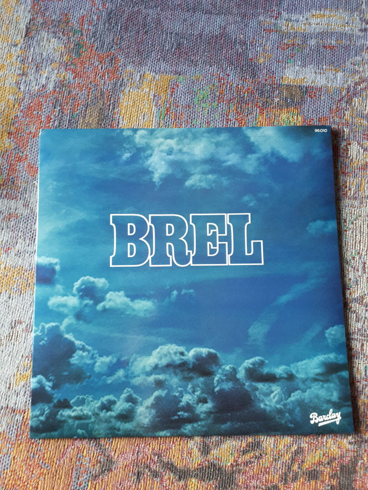Brel Vinyle Barclay 7 Fourges (27)