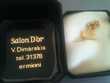 2 breloques clefs en or Bijoux et montres