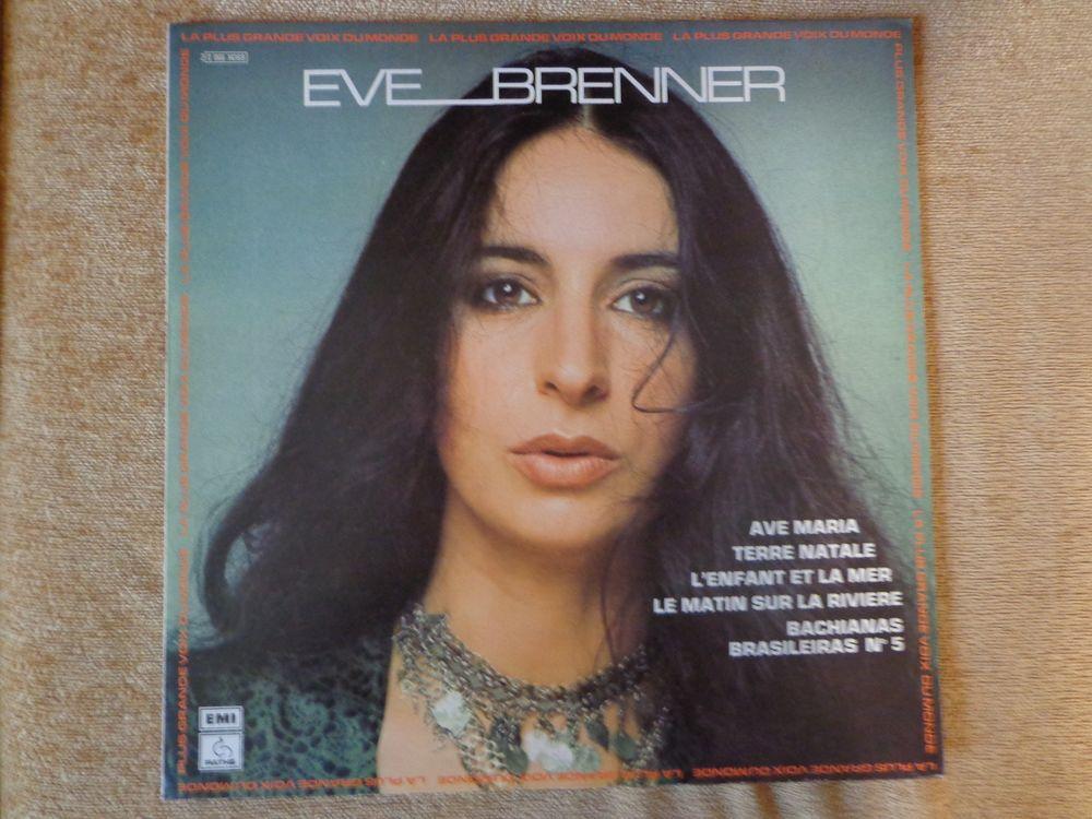 EVE BRENNER, vinyle de 1976 5 Éragny (95)