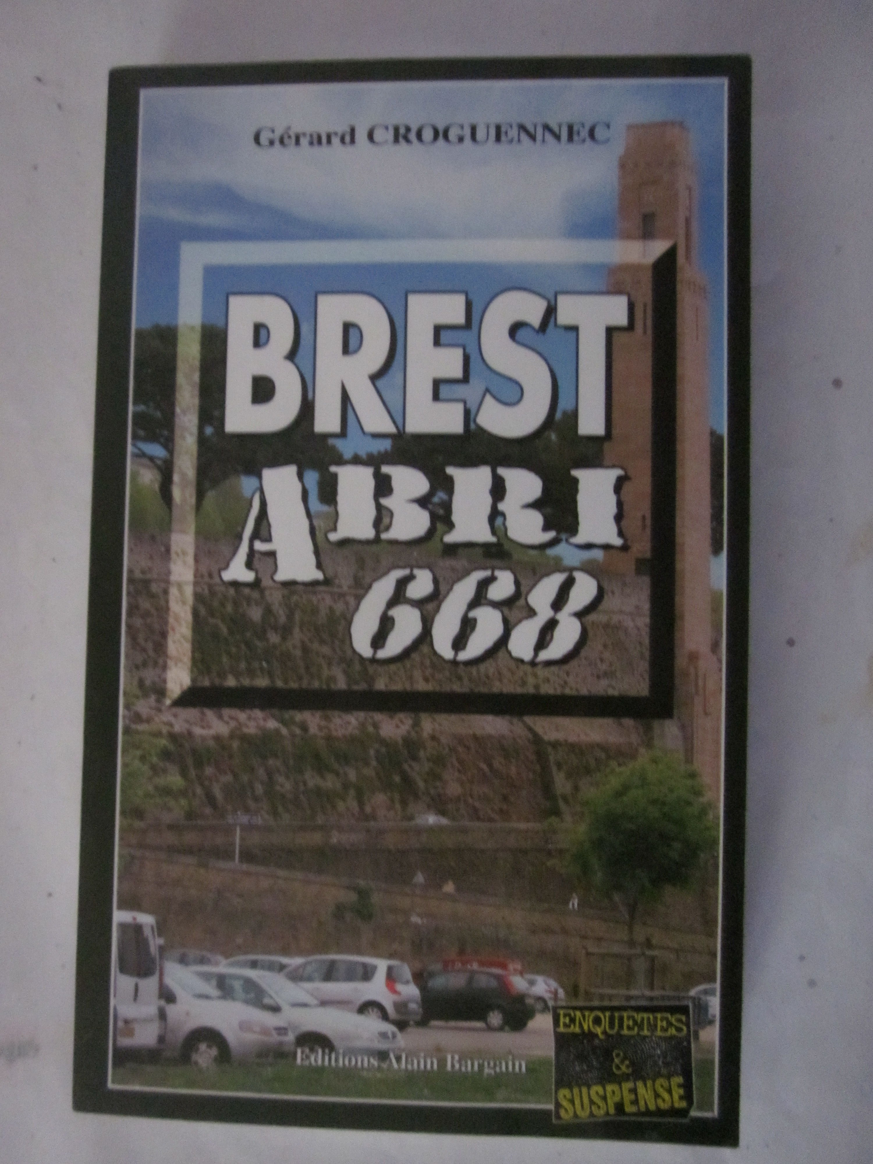 BREST ABRI 668 policier BRETON BARGAIN Livres et BD