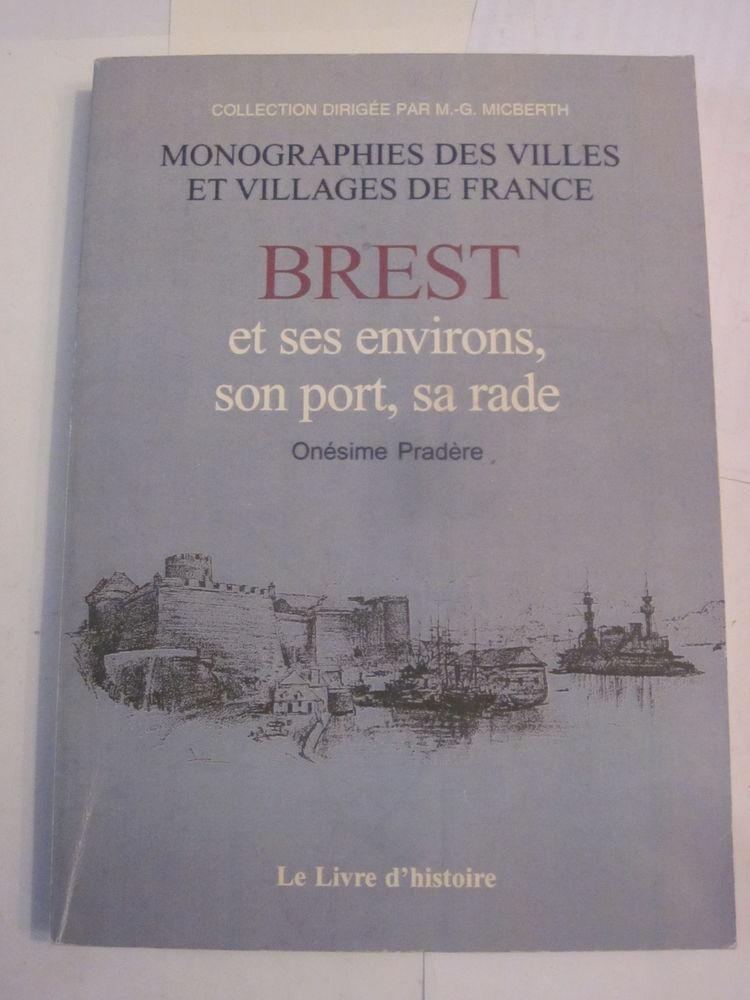 BREST ET SES ENVIRONS , SON PORT  ,  SA RADE 16 Brest (29)