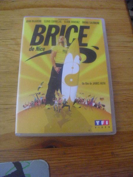 DVD BRICE DE NICE 1 Lyon 5 (69)