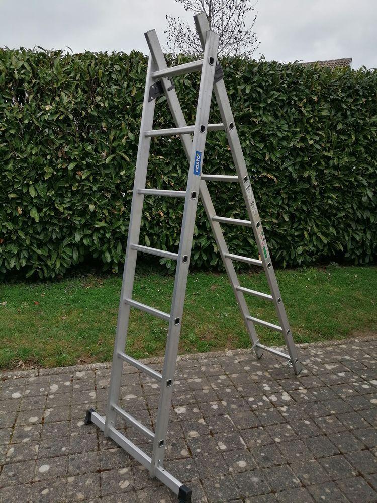 bricolage f15 échelle multi positions transformable aluminiu 85 Montigny-le-Bretonneux (78)