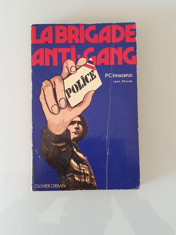 La Brigade Anti-Gang - Innocenzi Livres et BD