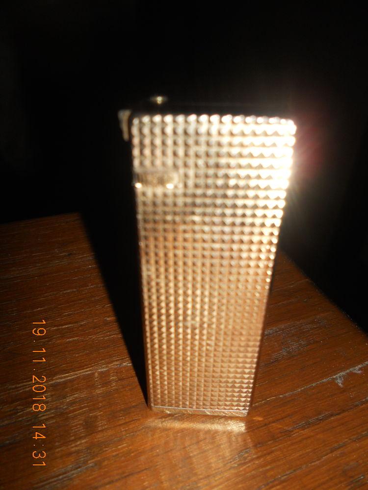briquet de collection doré  Président  3 Auxon (10)