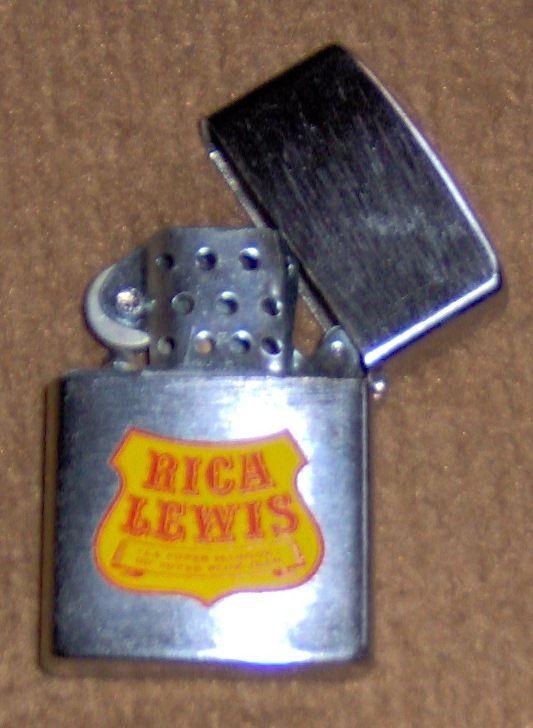 Briquet à essence  RICA LEWIS  Neuf 40 Clermont-Ferrand (63)