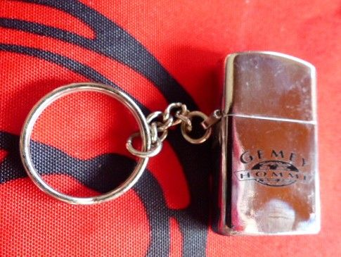 briquet  gemey style zippo en porte clef 10 Viriat (01)