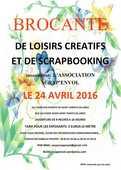 Brocante de loisirs créatifs 0 Saint-Christo-en-Jarez (42)